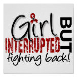 Girl Interrupted 2 Multiple Myeloma Poster