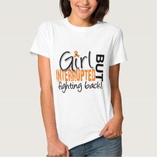 Girl Interrupted 2 Multiple Sclerosis Shirt