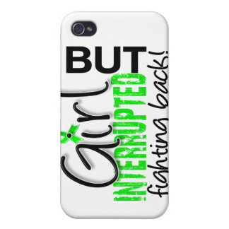 Girl Interrupted 2 Muscular Dystrophy Cover For iPhone 4