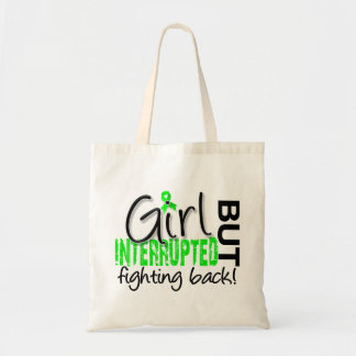 Girl Interrupted 2 Non-Hodgkin's Lymphoma Tote Bag