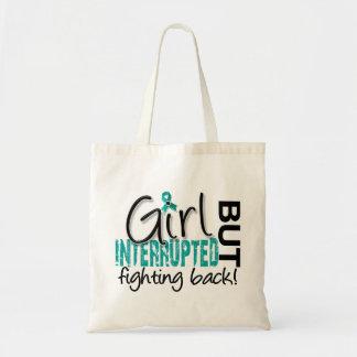 Girl Interrupted 2 Ovarian Cancer Bags