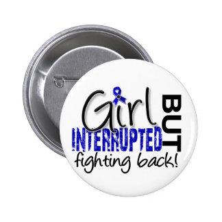 Girl Interrupted 2 Rheumatoid Arthritis 2 Inch Round Button