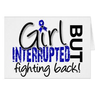 Girl Interrupted 2 Rheumatoid Arthritis Card