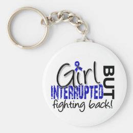 Girl Interrupted 2 Rheumatoid Arthritis Keychain