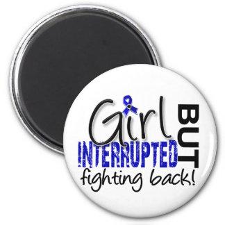 Girl Interrupted 2 Rheumatoid Arthritis 2 Inch Round Magnet