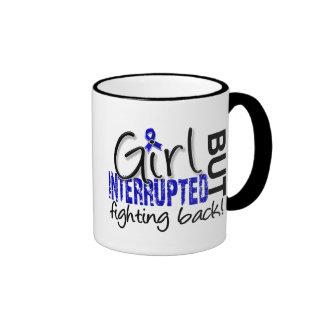 Girl Interrupted 2 Rheumatoid Arthritis Ringer Coffee Mug