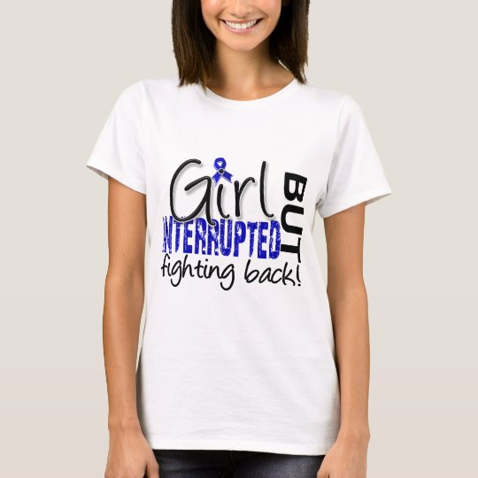 Girl Interrupted 2 Rheumatoid Arthritis T-Shirt