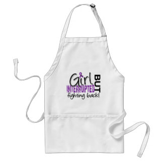Girl Interrupted 2 Sarcoidosis Adult Apron