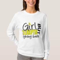Girl Interrupted 2 Sarcoma T-Shirt