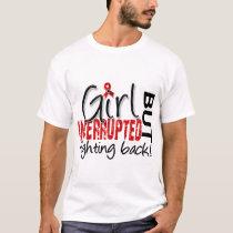 Girl Interrupted 2 Stroke T-Shirt