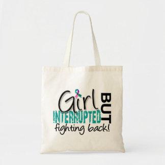 Girl Interrupted 2 Thyroid Cancer Tote Bag
