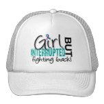 Girl Interrupted 2 Thyroid Cancer Trucker Hat