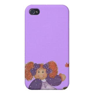 GIRL iPhone 4/4S CASE