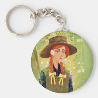 girl Keychain