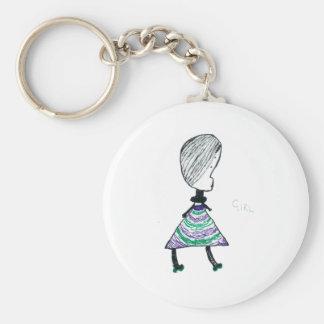 Girl Keychains