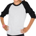 Girl Lacrosse Player - Dark Tshirt