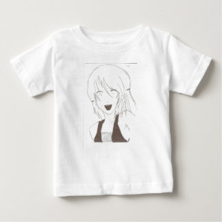 Girl Laughing Infant T-shirt