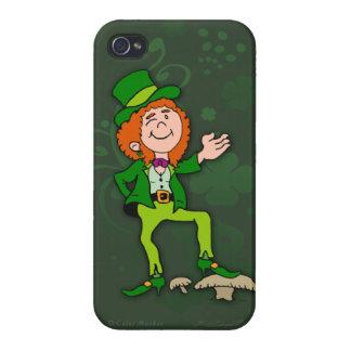 Girl Leprechaun Savvy iPhone4 Case