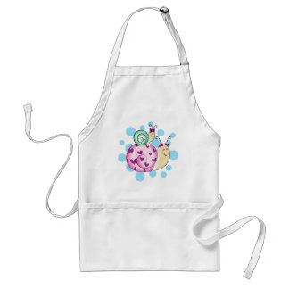 Girl: Mommy and Me! Fille: Maman et moi! Adult Apron