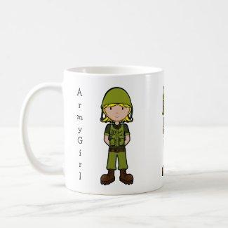 Girl zazzle_mug