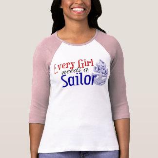 Girl needs a Salior T-Shirt