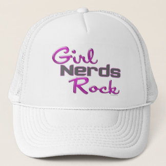 Girl Nerds Rock Hats