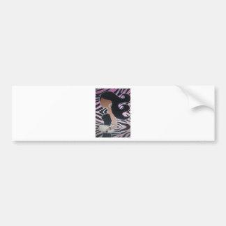 girl night out_blackgirl bumper sticker