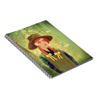 girl Notebook