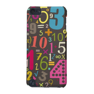girl numbers chocca iPod touch (5th generation) case
