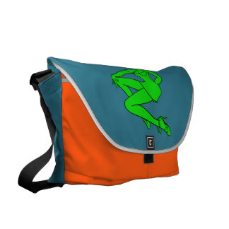 Girl of Mars_NEO Courier Bags