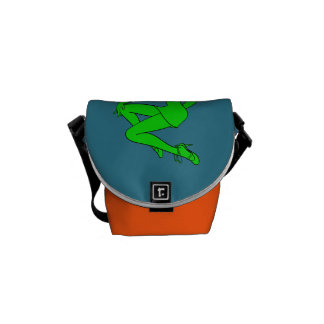 Girl of Mars_NEO Courier Bag