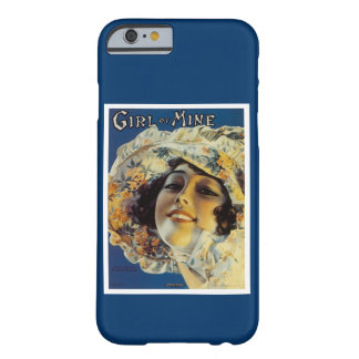 Girl of Mine Barely There iPhone 6 Case