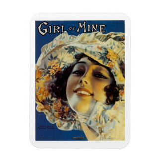 Girl of Mine Magnet