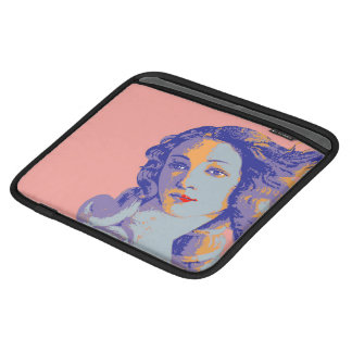 Girl OF Renaisscance Popart Venus iPad Sleeve