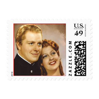 Girl of the Golden West Stamps