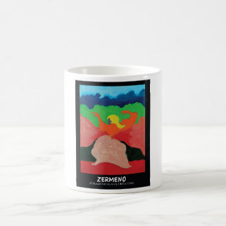 Girl of the Mountains (version 2) by Zermeno Coffee Mug