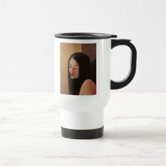 Girl on a mug