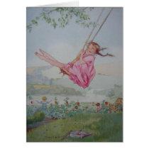 Girl on a Swing,