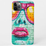 Girl on Brick Wall iPhone 11Pro Max Case