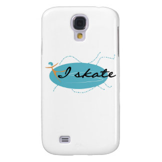 Girl on Ice I Skate and Gifts Samsung Galaxy S4 Cover