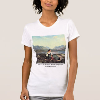 Girl On The Meadow: The Inn Valley At Hall Tee Shirt