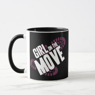 Girl on the Move Mug