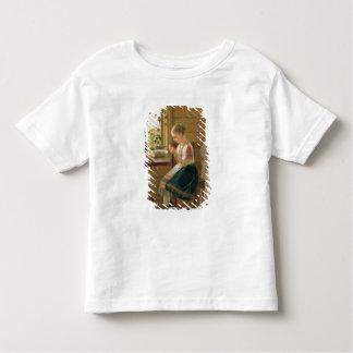 Girl Peeling Berries, 1880 Toddler T-shirt