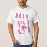 Girl Pin-Up Vintage T-shirt