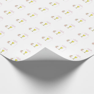 girl first holy communion wrapping paper zazzle