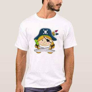 Girl Pirate Tee