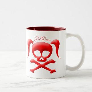Girl Pirates Mug