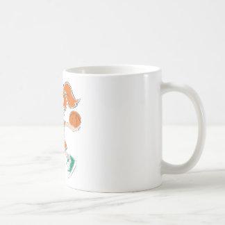 Girl-Player Classic White Coffee Mug