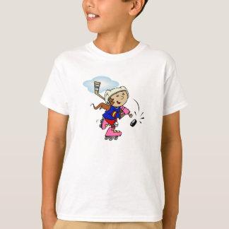 Girl Player T-Shirt