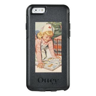 Girl playing Nurse - Retro OtterBox iPhone 6/6s Case